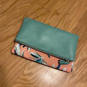 Fun summer clutch